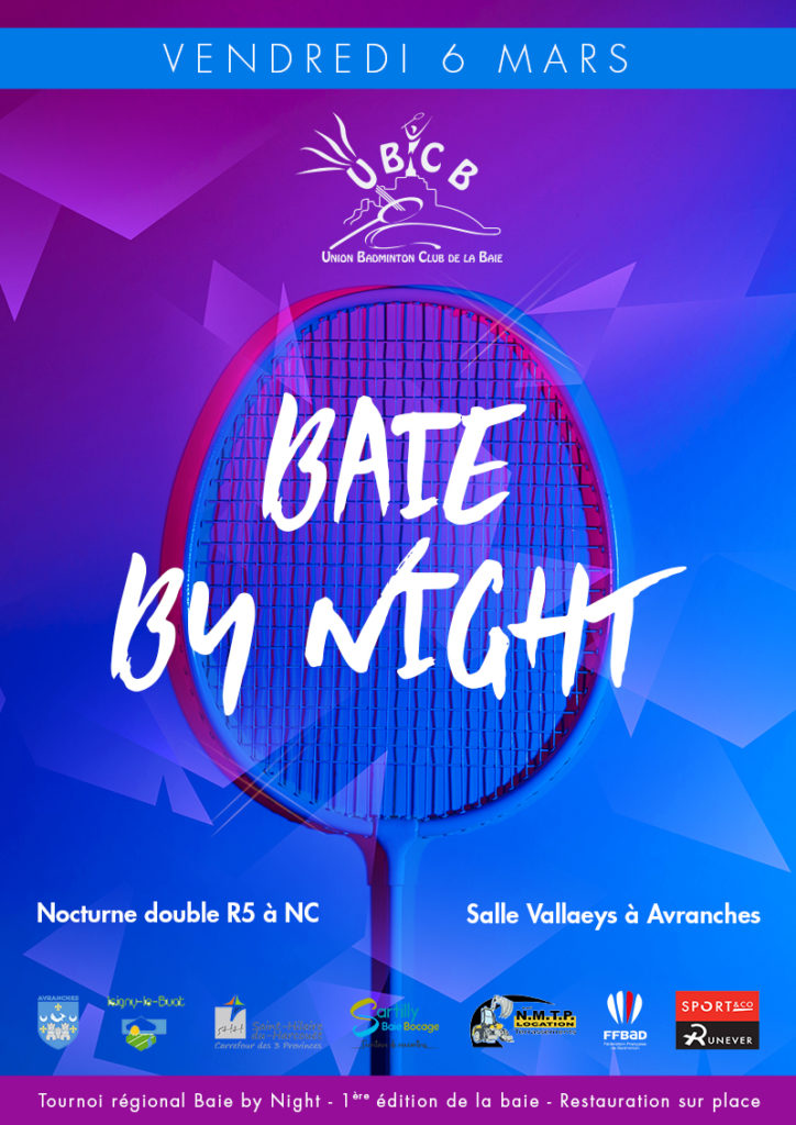 Tournoi nocturne Baie by Night